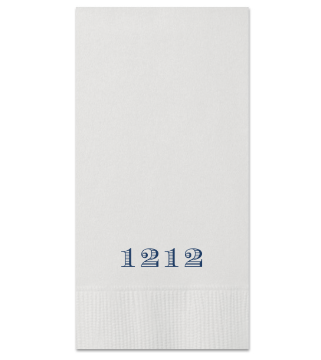 Custom Guest Towels - Name or Phrase