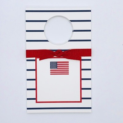 Wine Tags - Flag