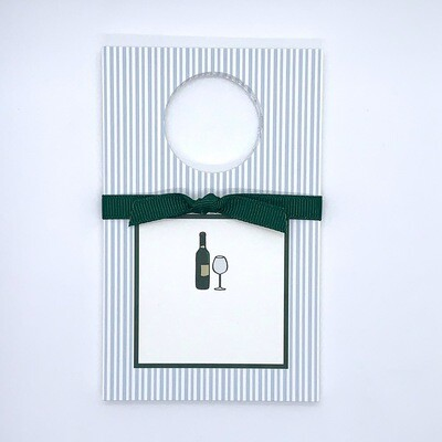 Wine Tags - Bottle