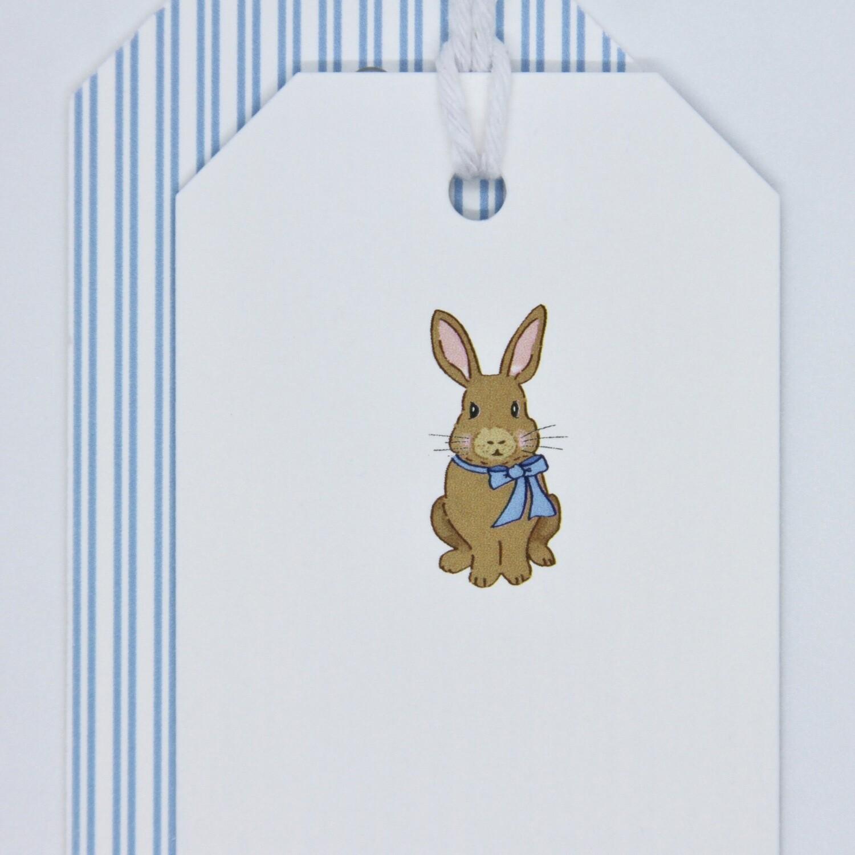 Gift Tag - Bunny