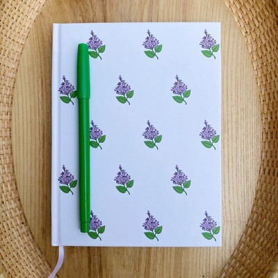 Journal, Lilac