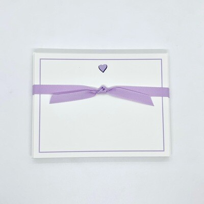 Heart, Lavender