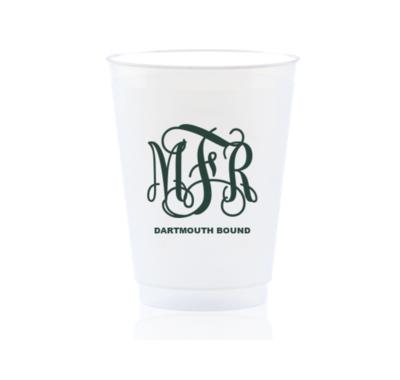 Custom Shatterproof Cups - Graduation