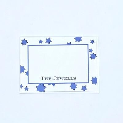 Mini Stars, Blue