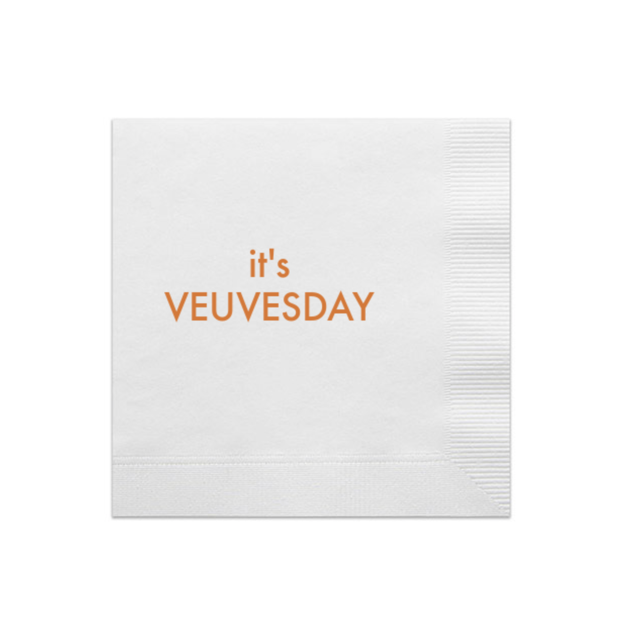 Veusday