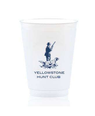 Custom Shatterproof Cups - Sports / Music Theme