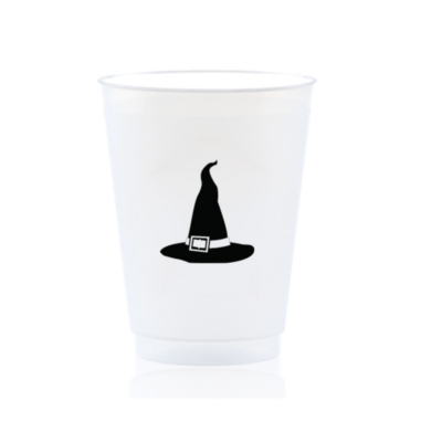 Shatterproof Cups - Witches Hat