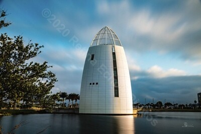 Exploration Tower (Port Canaveral, FL)