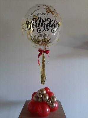 Bouquet de ballon d'Anniversaire