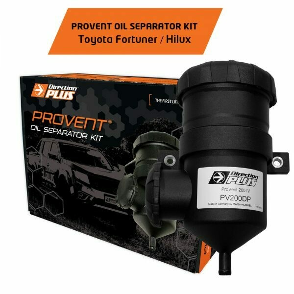 PROVENT® OIL SEPARATOR KIT TOYOTA FORTUNER / HILUX (PV662DPK)