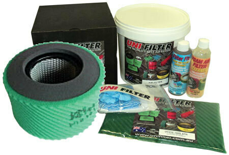 Unifilter Combo Pack UNI-UC220120SC-CP