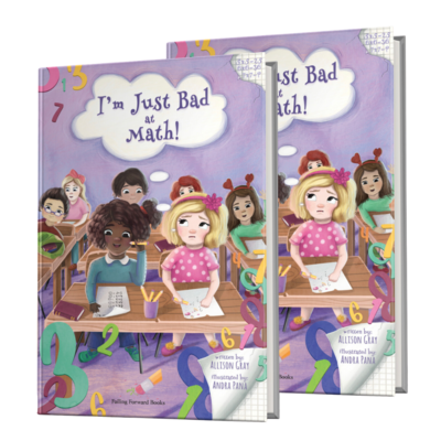 Bundle Two: I'm Just Bad at Math! (2 Books)