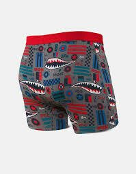SXBB11F GSF Daytripper Boxer Brief Fly Large