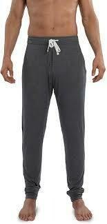 SXLP33 Snooze Pant Charcoal Large