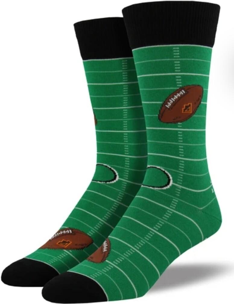 Socksmith Football green