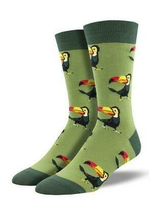 Socksmith Tropical Toucan