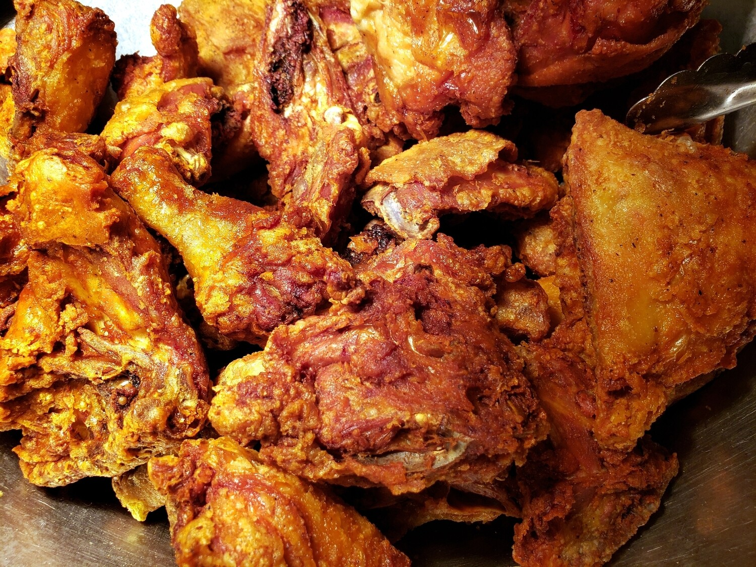 4th of July Fried Chicken For 4