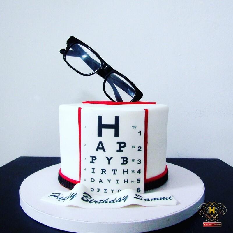 Fondant Design Cake