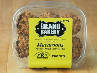 Grand Bakery Macaroons-
