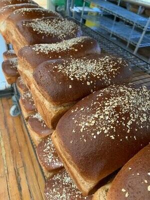 Grand Bakery Bread Honey Wheat Sliced 1.5lb
