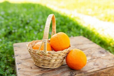 Oranges Cara Cara Organic/lb
