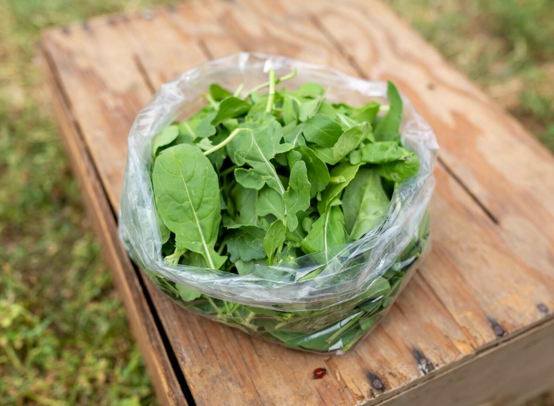 Arugula 6 oz bag Organic