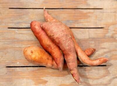 Sweet Potatoes Beau/Jewel/Garnet (red)  Organic/lb