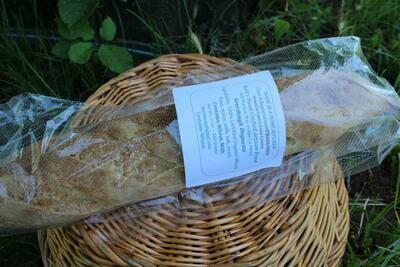 Mark Mena Bread Baguette