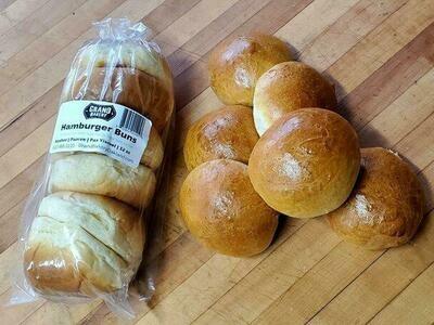 Grand Bakery Brioche Buns 6