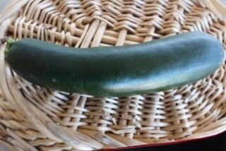 Squash Summer Dk Green Zucchini Organic/lb