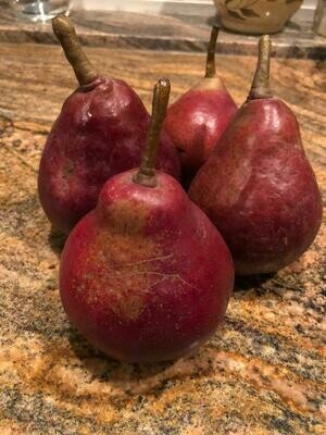 Pears Starkrimson Organic/lb