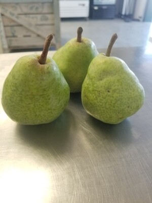 Pears  Bartlett per lb