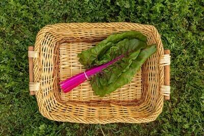 Greens Chard Rainbow Organic/bunch