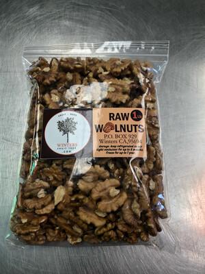 Nuts Walnuts Raw 1 lb bag