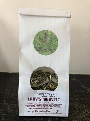 Lady's Mantle Tea 3144