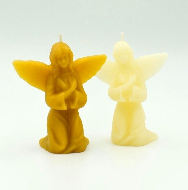 Angel candle 4inch - 3075
