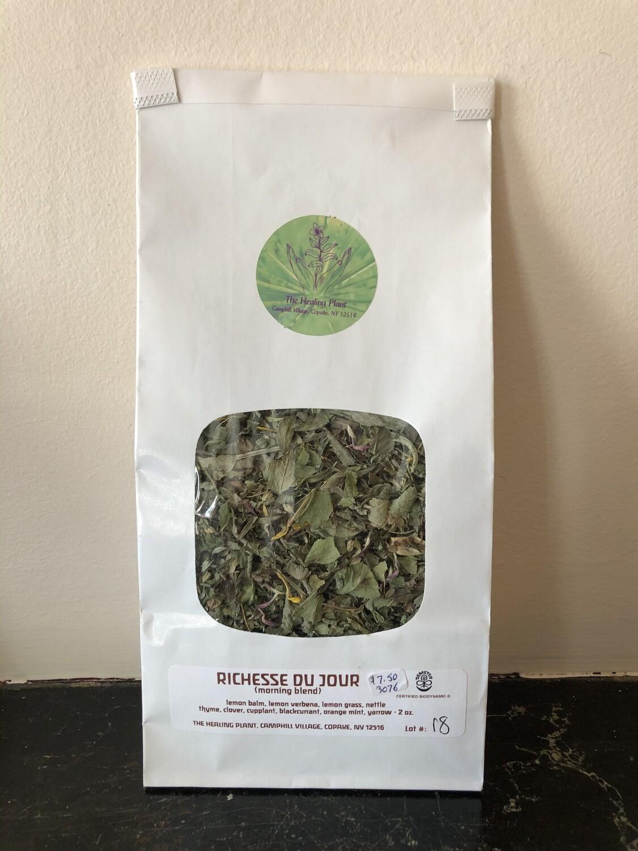 Richesse du Jour Morning tea 3076