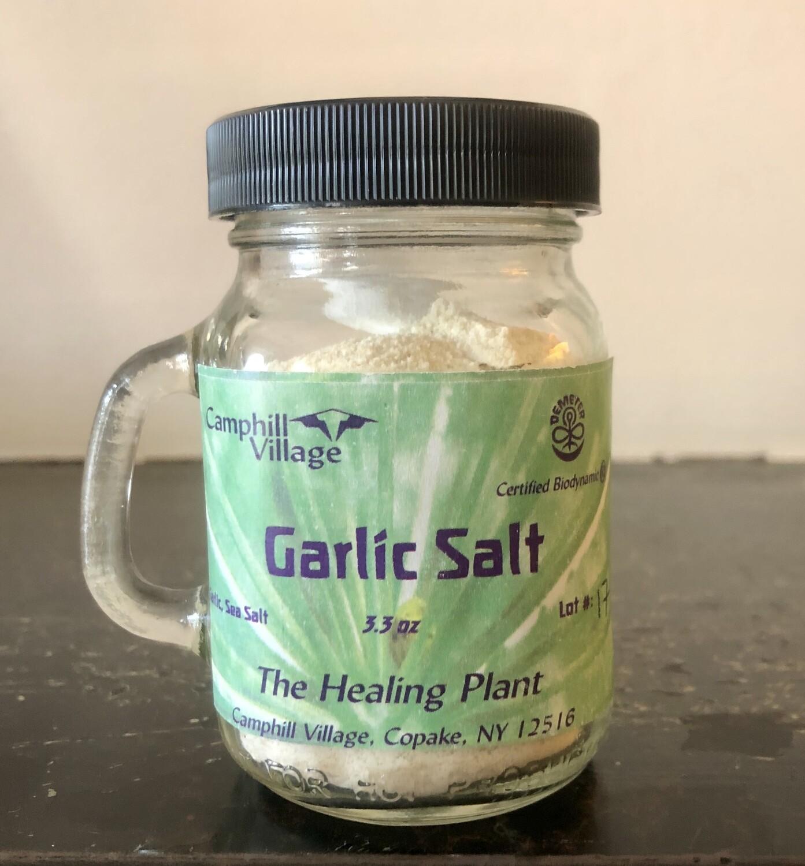 Garlic Salt jar 3088