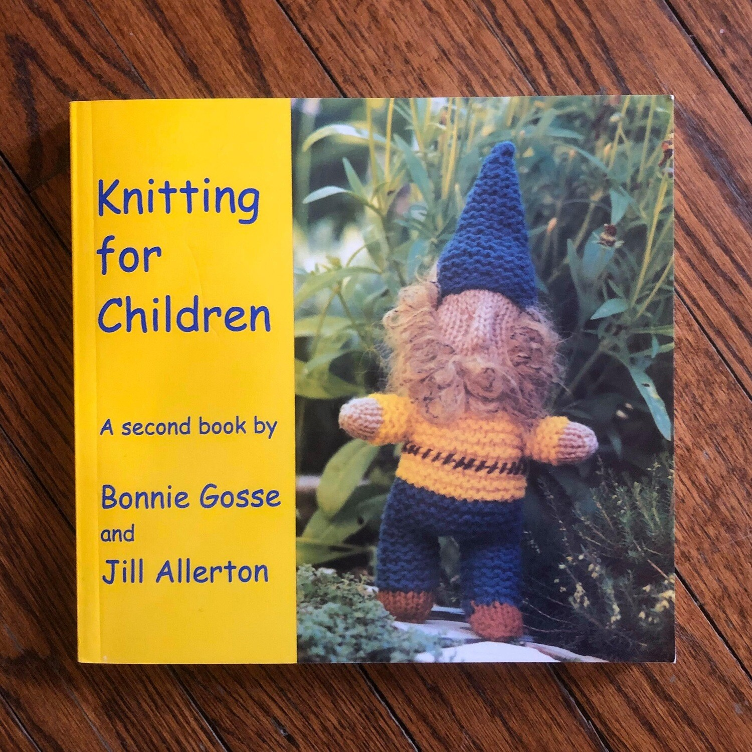 B6537 Knitting for Children
