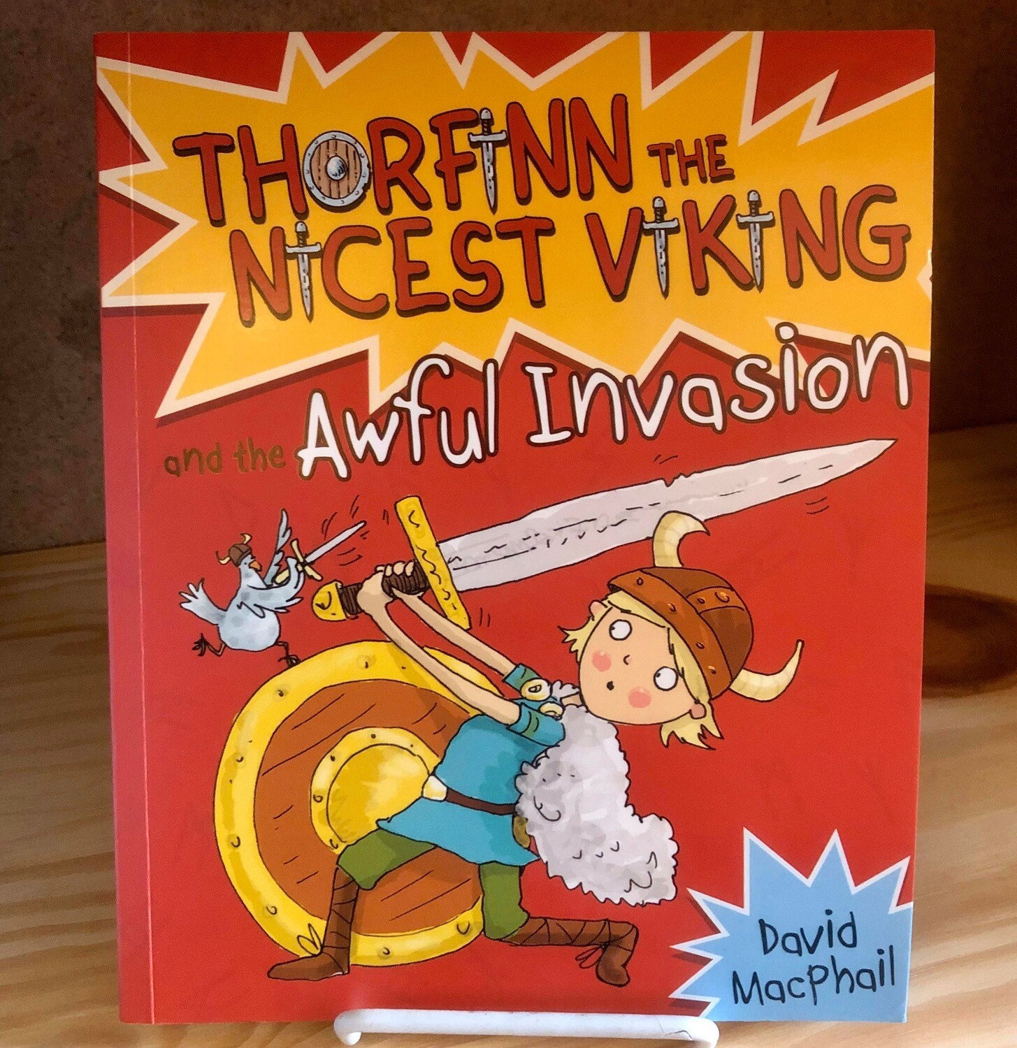 Thorfinn the Nicest Viking and the Awful Invasion - B1589