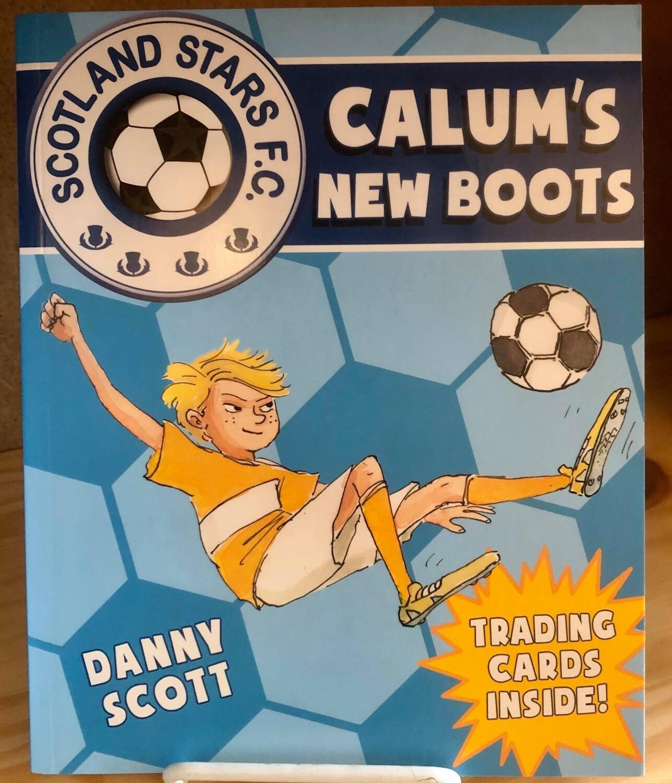 Calum's New Boots B2647