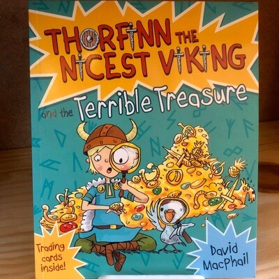 Thorfinn Terrible Treasure B2357