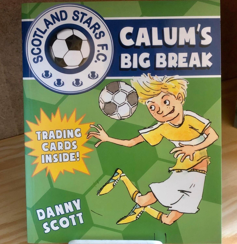 Calum's Big Break B2654