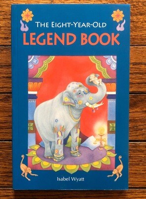 The Eight Year Old Legend Book - B7134