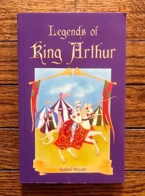 Ledgends of King Arthur - B80308