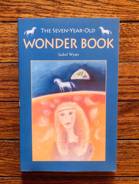 Seven Year Old Wonder Book B9435