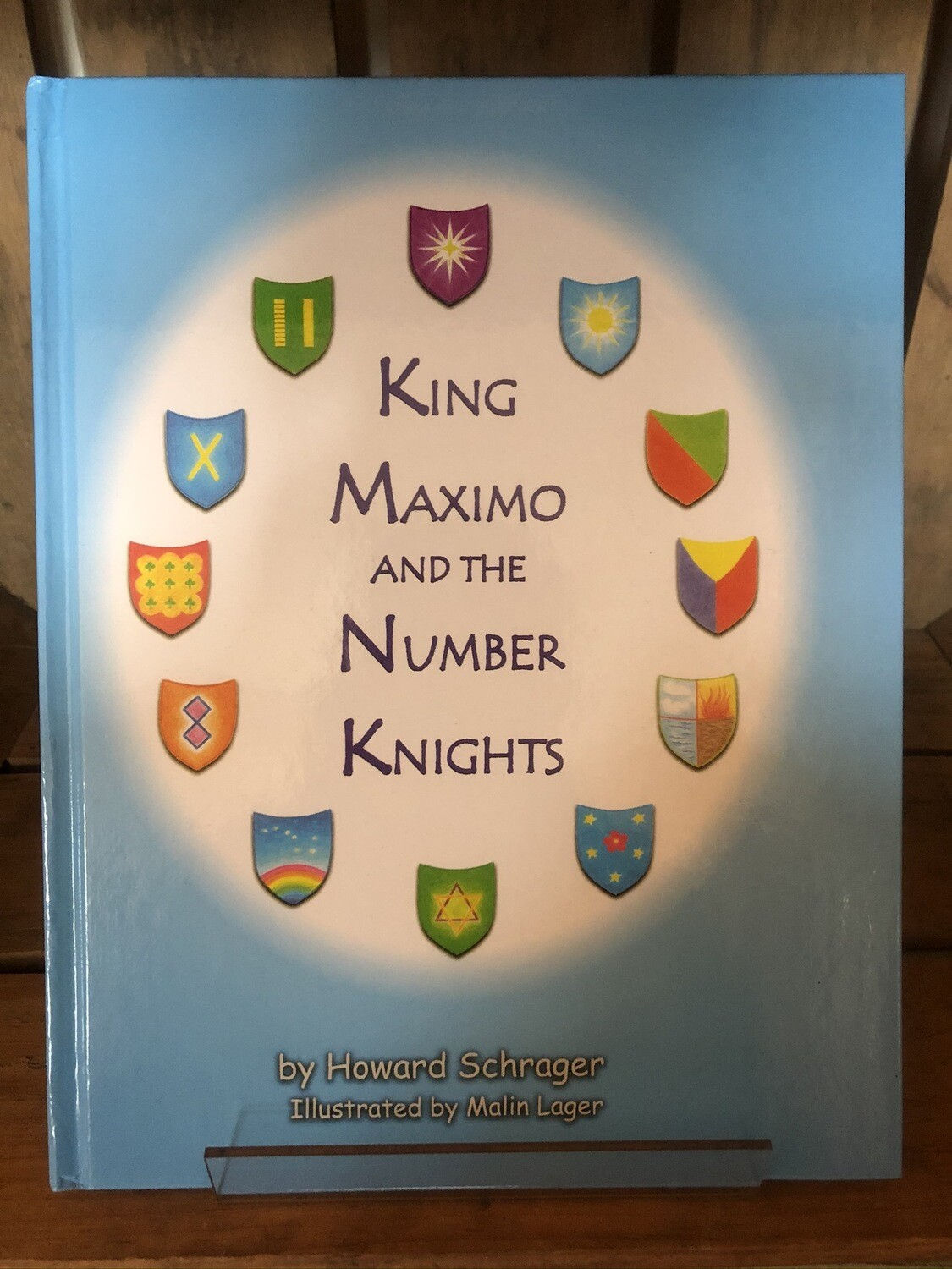 B4665 King Maximo & the Number Knights