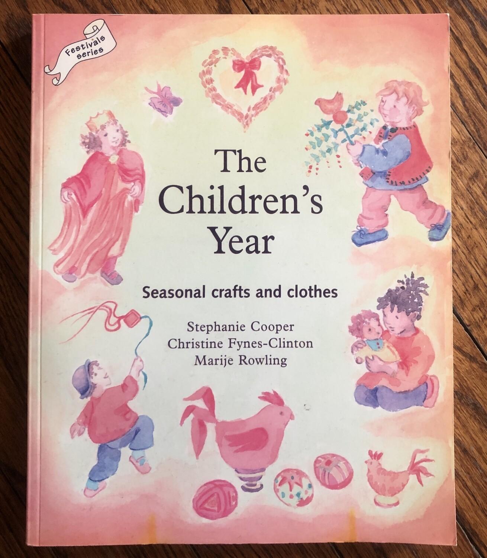 The Children's Year - B8594