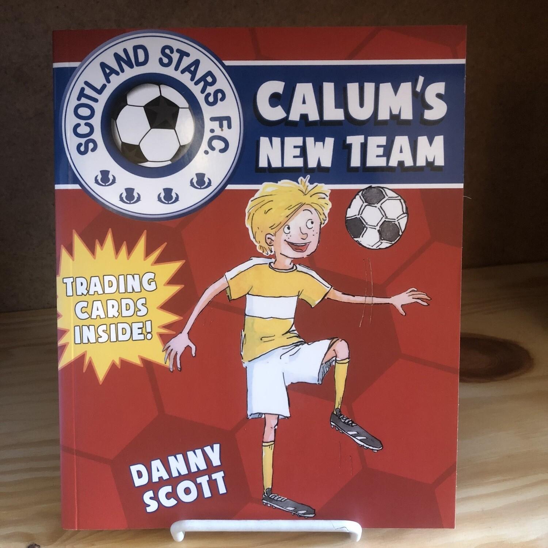 Calum's New Team - B2630