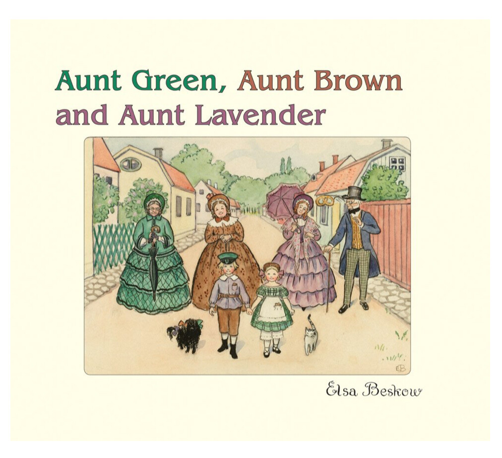 B3488  Aunt Green Aunt Brown